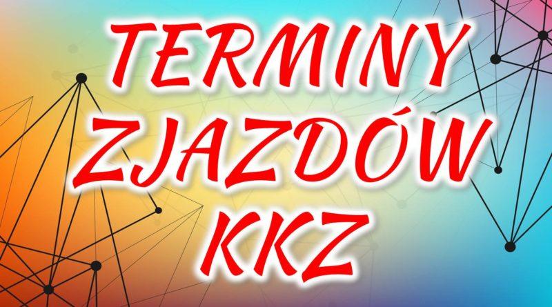 Terminy zajęć KKZ ROL.04