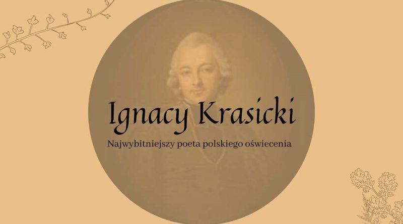 Prezentacje Uczniów ZSR w Smolajnach o Biskupie Ignacym Błażeju Krasickim