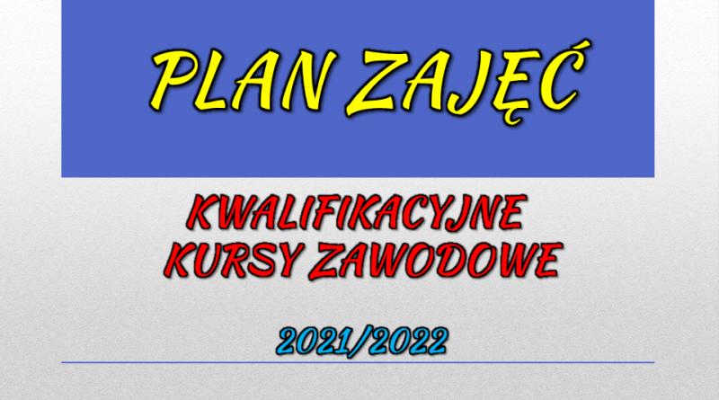 Plan zajęć KKZ 2021/2022